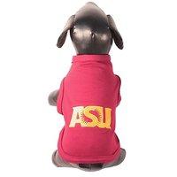NCAA Arizona State Sun Devils Cotton Lycra Dog Tank Top, Tiny