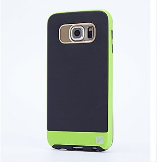 Samsung Galaxy S6 Edge+ (SM-G928) Bulletproof Design Hard and Soft Dual Defender Shell Case Designed by 32nd , Dual Shel