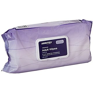 Ambitex 2D-64UF-JZNC Adult Wipe, 9