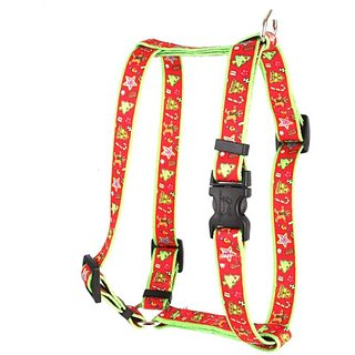 Yellow Dog Design Pet Harness, X-Small, Holiday Treats