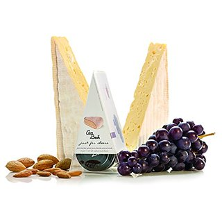 Can Bech Just For Cheese Black Grape with Sliced Mallorca Almond Sweet Sauce, 4.1 Ounce
