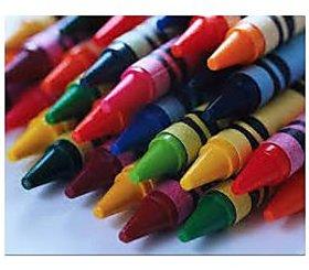 Set Of 36 Pc Crayon Color - WS