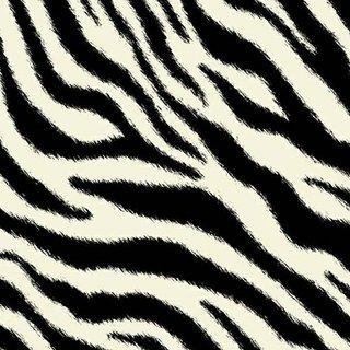 SheetWorld C-W834-FD C-W834-FD Crib / Toddler Sheet - Zebra - Made In USA