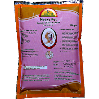 Neoxy Pet - Bacterial Infection Treatment in Dogs/Pets