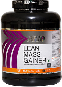 Brio Mass Gainer 3Kg Chocolate