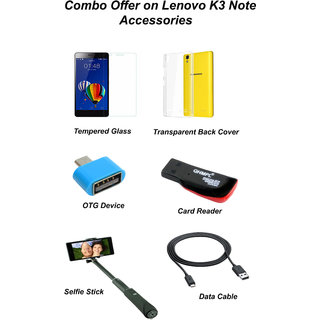 Lenovo K3 Note Combo Offer on Accessories