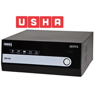 USHA ZENTRA DIGITAL HOME UPS 500 VA