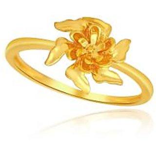 Maya Gold 22KT Yellow Gold Ring PR23737_22KT