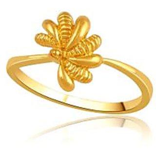 Maya Gold 22KT Yellow Gold Ring PR23856_22KT