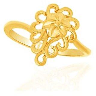 Maya Gold 22KT Yellow Gold Ring PR23926_22KT