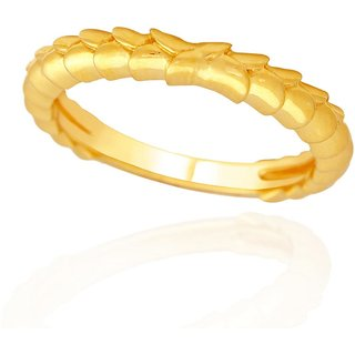 Maya Gold 22KT Yellow Gold Ring CR7264_22KT