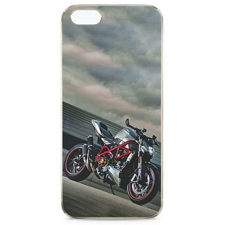 FRENO Apple iPhone 5 Printed Back cover  by ZA