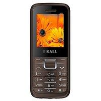 I Kall K88  Dual Sim Mobiles (Brown)