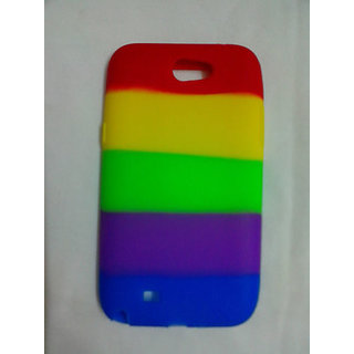 Silicone Case Cover Samsung Galaxy Note 2