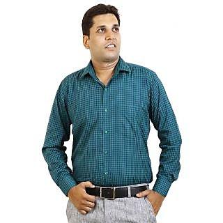 President Blue  Formal Shirt
