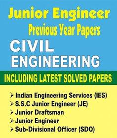 Civil Engineering Junior Engineer Previous Year Paper