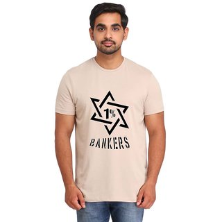 Snoby Bankers print t-shirt