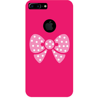 GripIt Pink Butterfly Printed Case for Apple iPhone 7 Plus