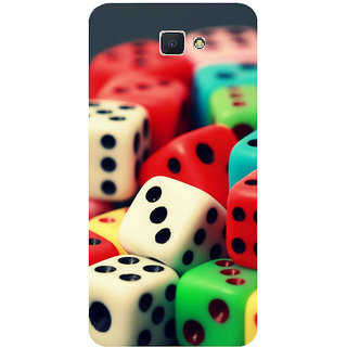 GripIt Dice Printed Case for Samsung Galaxy J7 Prime