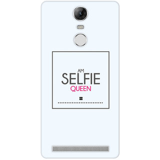 GripIt Selfie Queen Case for Lenovo K5 Note