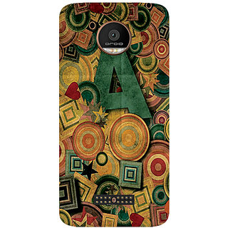 GripIt Abstract A Printed Case for Motorola Moto Z Play