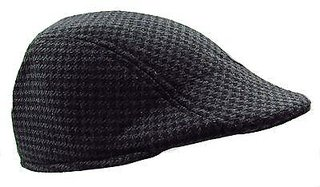 Flat Cap - Woolen - Unisex