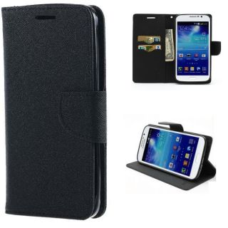 Micromax Bolt S301 Wallet Diary Flip Case Cover Black