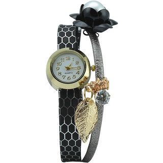 Polo House USA Analog White Dial Women's Watch