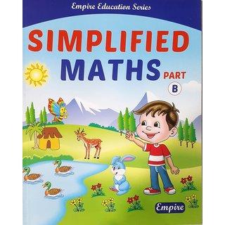 Simplified Maths Part B