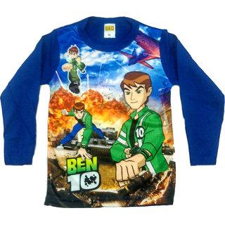 Ben Ten Kids Full Sleeve T shirts