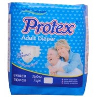 Protex Adult Diaper EXTRA LARGE (10 COUNTS)