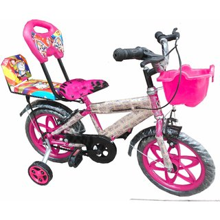 Oh Baby Baby 35.56 Cm (14) double seat bicycle for your kids SE-BC-07