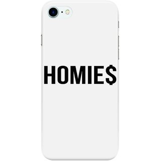 Dreambolic homies Back Cover for Apple iPhone 7
