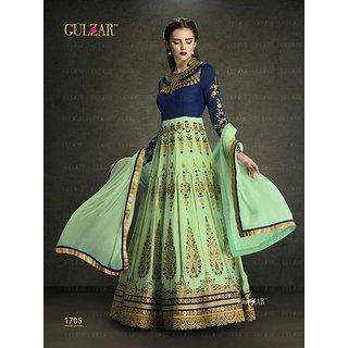 Dream Women's Georgette Salwar Suit