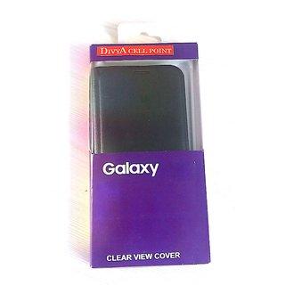 Divya's Samsung Core Prime G360 Black Flip Cover