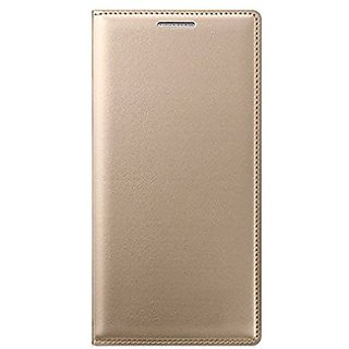 Wellelectronic Samsung Galaxy A5 (2016) Golden Flip cover