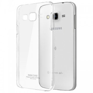 wellelectronic Samsung Galaxy ON5 Transperent Back cover