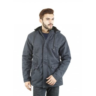 La Scoot Blue Men Jacket-A185466