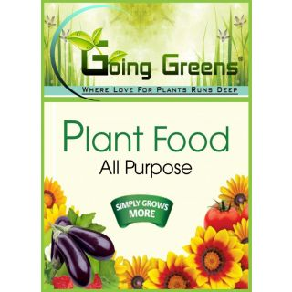 Going Greens All Purpose Organic Plant Food 50 ml
