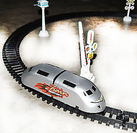 High Speed Train 0 cm track