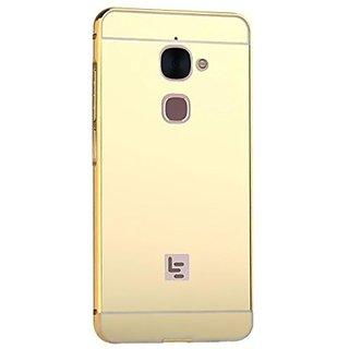 Le Letv LeEco 2 / 2s Luxury Metal Bumper + Acrylic Mirror Back Cover Case For Le Letv LeEco 2 / 2s By Vinnx