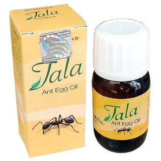 Tala Ant Egg Oil For Permanent Unwanted Hair Removal.