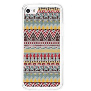 ifasho Animated Pattern colrful tribal design Back Case Cover for   5C