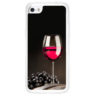 ifasho Wine at Dine Back Case Cover for   5C