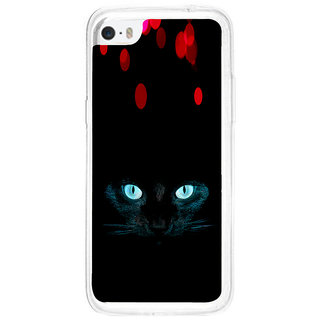 ifasho shining eyes of cat Back Case Cover for   5C