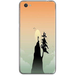 Vivo X5 Pro Mobile Back Cover Vivo-X5-Pro-1169