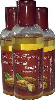 Mooch, Beard  Head Almond Drops By Dr. Thapar