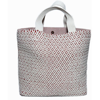 Diwaah Multi Self Design Casual Totes