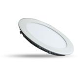 HI-SIGN-12W-LED Slim Panel-Round-Warm White