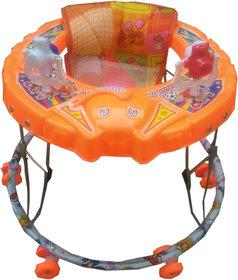 Oh Baby Baby orange Elephant Walker For Your Kids SE-W-33